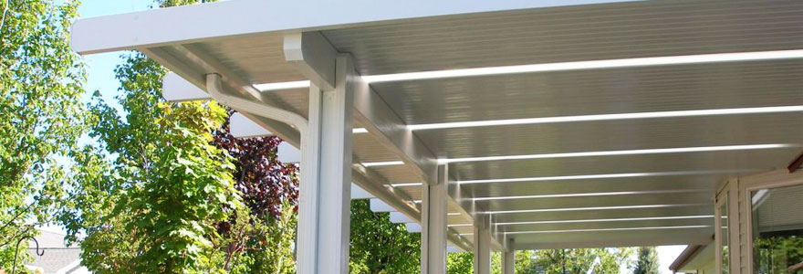 Awesome Whether, Carports Or Screen Enclosures, Classic Metals Suppliers And  Manufacturers Insulated Roof Panels Are Perfect For Homes And Commercial  Applications.